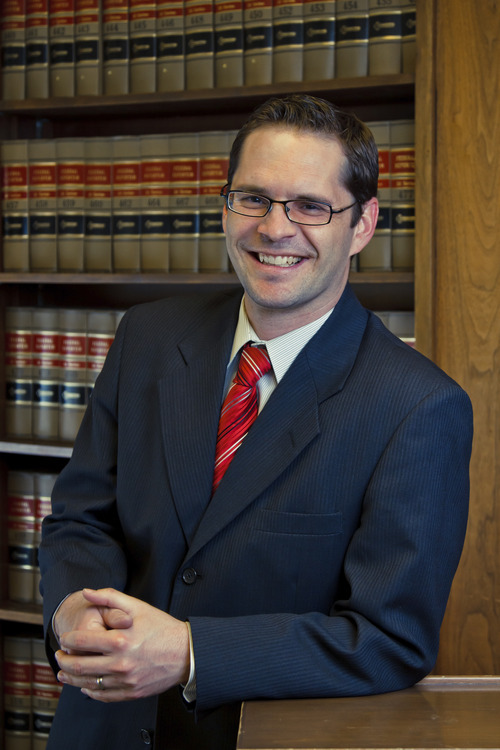 Courtesy University of Utah U. of U. law professor Chris Peterson, a longtime critic of the payday lending industry, has been named to the federal Consumer Financial Protection Bureau.