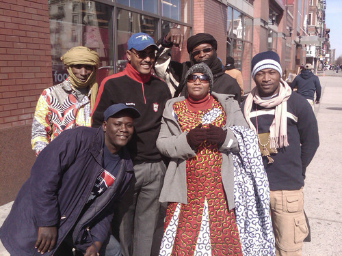 Courtesy photo Khaira Arby and Her Band performs May 14 at Urban Lounge.