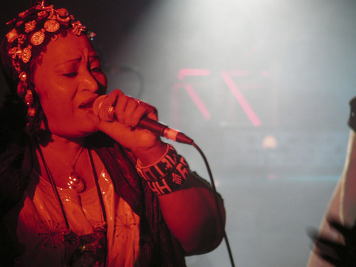 Courtesy photo Khaira Arby performs May 14 at Urban Lounge.