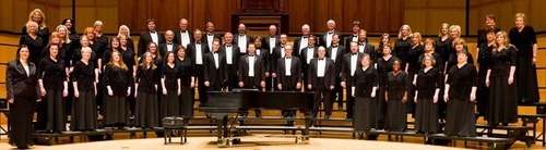 The Salt Lake Symphonic Choir will perform Wednesday, May 16, at Libby Gardner Hall. Courtesy photo
