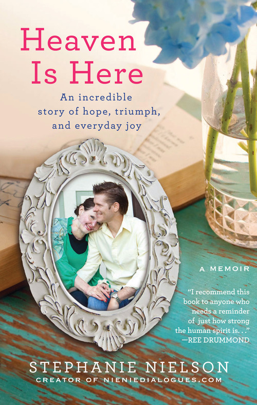 Provo mother of five Stephanie Nielson recently published a book