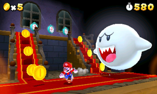 Super Mario 3D Land. Courtesy image