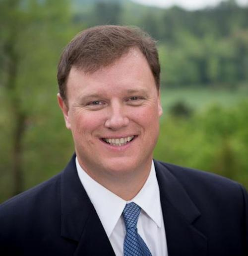 Hayden Rogers, of North Carolina, is one of the Blue Dog Democrats running in this year's election following a Republican landslide in 2010. Courtesy photo