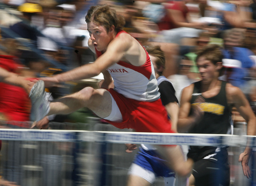 Utah state high school track championships under way - The Salt ...