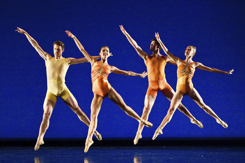 Ballet West dancers in Susan Shields'
