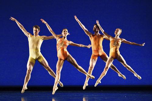 Ballet West dancers in Susan Shields'