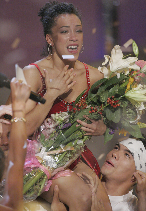 Sabra Johnson is America's favorite dancer on the season 3 finale of