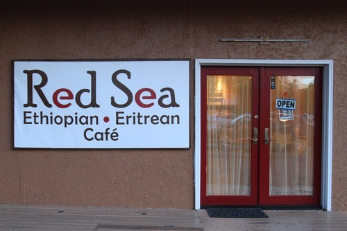 Rick Egan    The Salt Lake Tribune  Red Sea brings Ethiopian and Eritrean dining to Sugar House in Salt Lake City, offering vegetarian, meat and poultry dishes in a quiet respite off 2100 South.