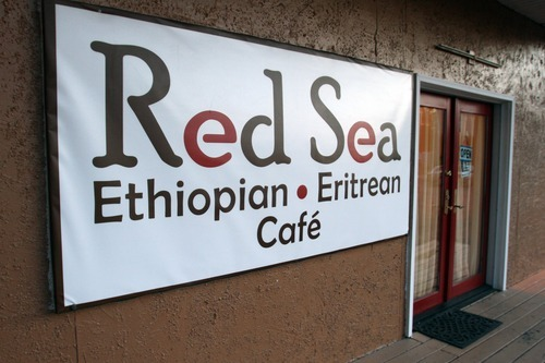 Rick Egan  | The Salt Lake Tribune  Red Sea brings Ethiopian and Eritrean dining to Sugar House in Salt Lake City, offering vegetarian, meat and poultry dishes in a quiet respite off 2100 South.