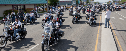 utah bikers ride to fight muscular dystrophy - the salt lake tribune