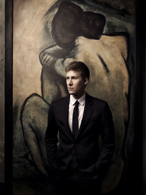 Courtesy photo Writer and director Dustin Lance Black, who won an Oscar for his