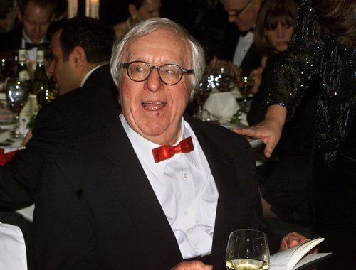 This Nov. 15, 2000 file photo shows science fiction writer Ray Bradbury at the National Book Awards in New York where he was given the Medal for Distinguished Contribution to American Letters. Bradbury, who wrote everything from science-fiction and mystery to humor, died Tuesday, June 5, 2012 in Southern California. He was 91.  (AP Photo/Mark Lennihan, file)