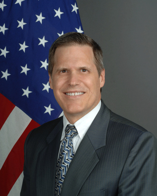 Matthew H. Tueller, U.S. Ambassador to Kuwait, is the highest-ranking Utahn in the administration of President Barack Obama. Courtesy image