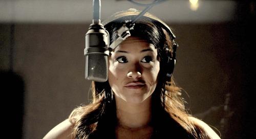 Gina Rodriguez stars in