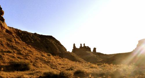 Lindsay Whitehurst  |  The Salt Lake Tribune Hike of the week - Carmel Canyon
