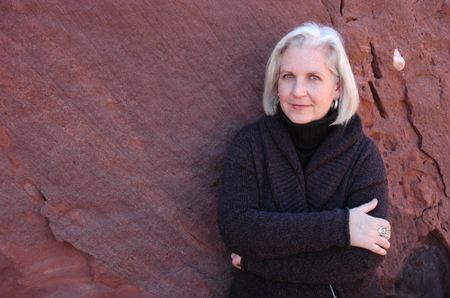 Utah author Terry Tempest Williams at home in Castle Valley. (Courtesy Debra Anderson)