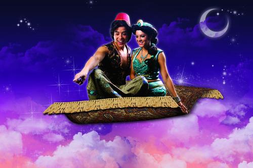 Aladdin Magic Carpet Replica Carpet Vidalondon