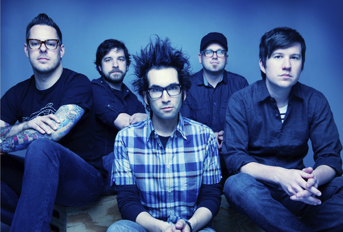 Motion City Soundtrack performs on Monday, June 18 at Club Sound. Courtesy image.
