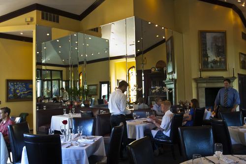 Chef S Table Offers Fine Dining In Utah County The Salt