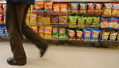 Lisa Poole     The Associated Press Frito-Lay is a
