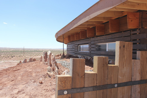 Idealism Reality Collide As Utah Students Build Homes For