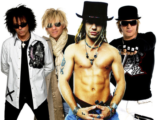 Poison will perform at Usana Amphitheatre on June 20. Courtesy image.