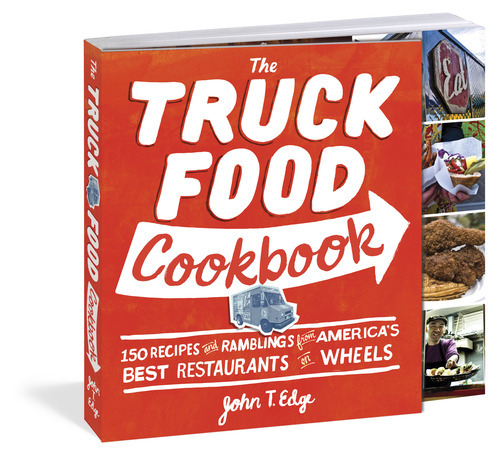 Award-winning food writer John T. Edge will be in Salt Lake City on June 23 to talk about America's Food Truck phenomenon Credit:  Lou Weinert