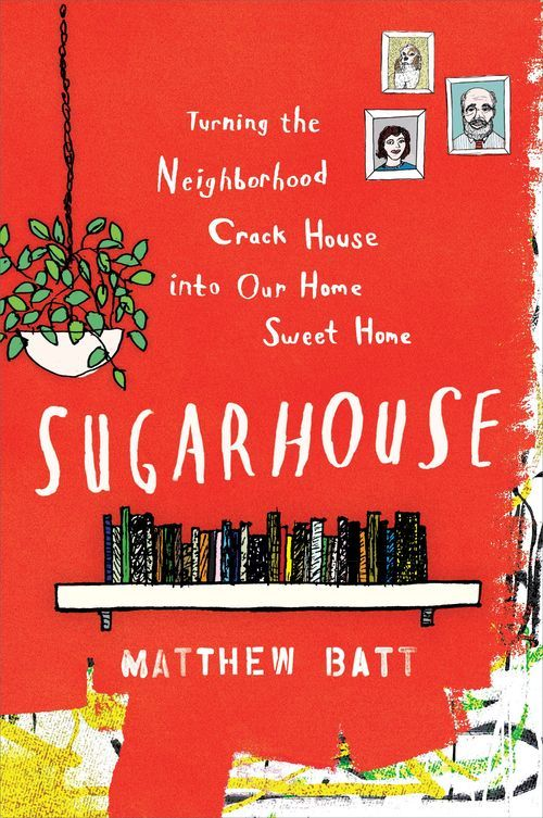 Author Matthew Batt will be at The King's English Bookshop June 26 to read from his new memoir