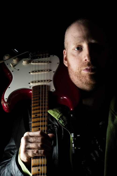 Courtesy photo Jazz guitarist Oz Noy is one of the national headliners for the 2012 Utah Arts Festival.