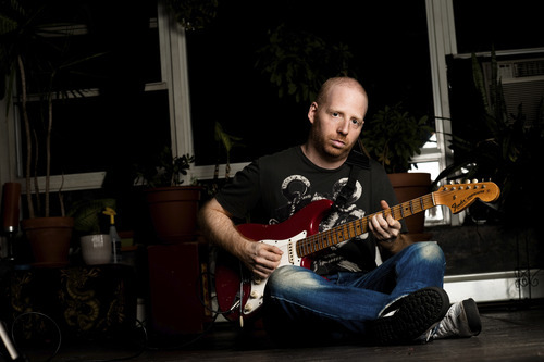Courtesy photo Oz Noy will perform during the 2012 Utah Arts Festival.