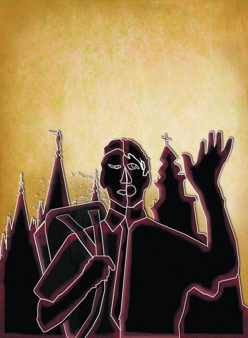 Photo illustration by Todd Adams  |  The Salt Lake Tribune Mormon faithful transitioning to evangelical-based faiths