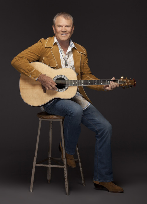 Glen Campbell will perform in Sandy on Tuesday. June 26. Courtesy image.
