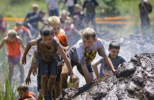 Spartan Kids Race June
