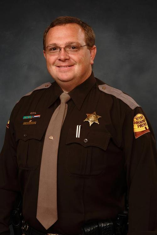 UHP Trooper Aaron Beesley Courtesy photo