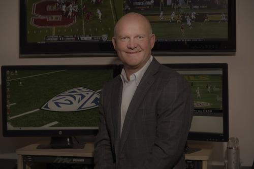 Gary Stevenson is the chief executive of Pac-12 Media Enterprises.  Courtesy photo