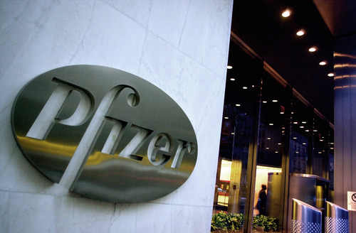 Mark Lennihan  | Associated Press file photo The documents suggest that Pfizer officials made a strategic decision during the early trial to be less than forthcoming about the drug's safety.
