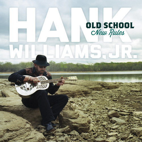 This CD cover image released by Bocephus/Blaster shows the latest release by Hank Williams, Jr.,