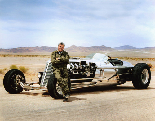 What Is So Special About Jay Leno's $125K 'Tank Car'?