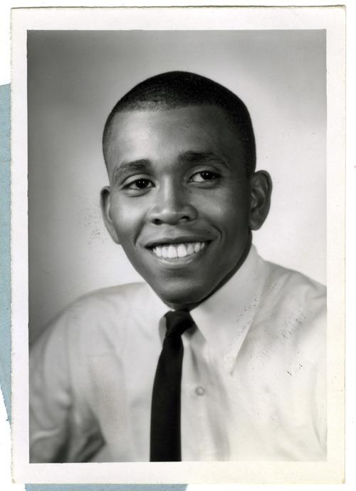 Tribune File Photo Mervin Jackson. Feb. 10, 1967.