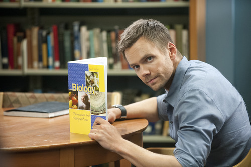 In this publicity photo provided by Sony Pictures Television, actor, Joel McHale, is shown in a scene from