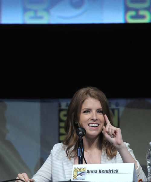 Anna Kendrick attends the