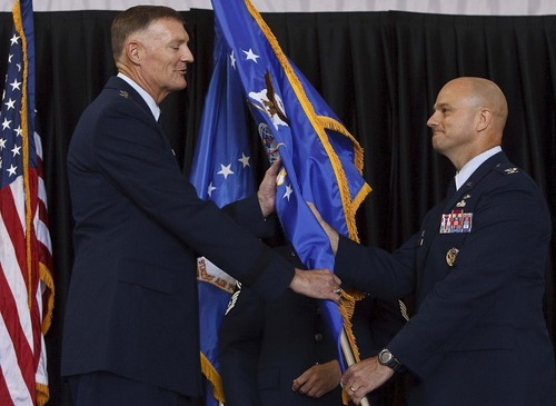 Hill Air Force Base Structure Makes Historic Shift The