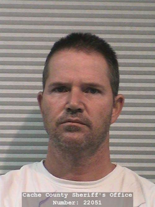 Daniel Kropf, 41, was booked into the Cache County jail three times in less than 45 hours for driving under the influence. Courtesy Cache County Jail
