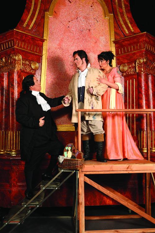 Utah Festival brings Puccini's classic
