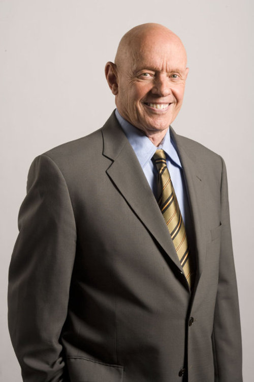 Stephen R. Covey, famed for his 1989 book