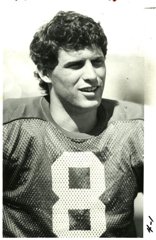 Tribune File Photo Former BYU quarterback Steve Young.