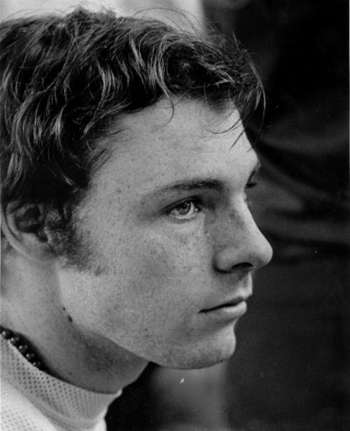 Gary Sheide, BYU Football. 12/27/1974 by Lynn R. Johnson.