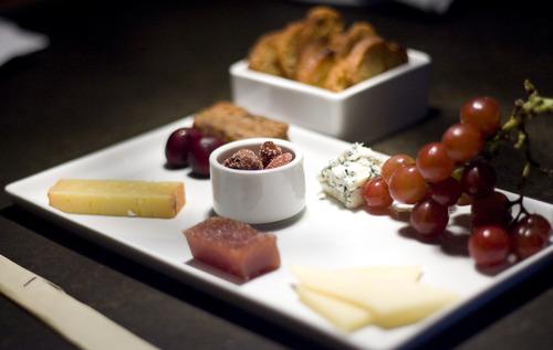 Kim Raff | The Salt Lake Tribune The plato de queso at Finca in Salt Lake City.