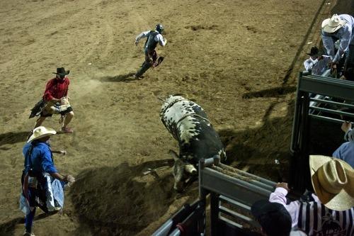 Rodeo Bull Rider Tag Elliott Continues Amazing Comeback