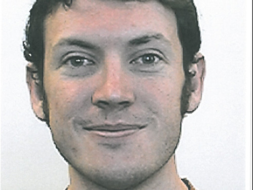James Holmes (Handout courtesy University of Colorado)